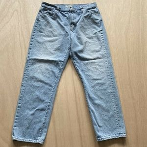 Madewell Favorite Summer High Rise Jeans Womens 32